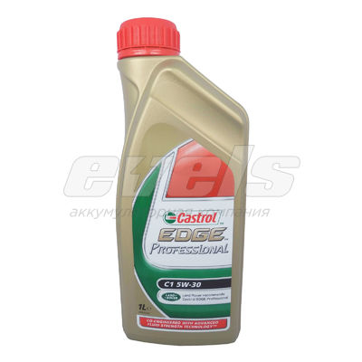 Масло моторное 5W-30 CASTROL 1л EDGE Professional C1 Land Rover — основное фото